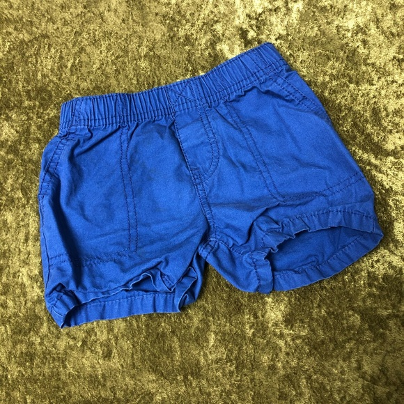 Carter's Other - LAST CHANCE 💞Carter's blue shorts